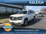 2015 Chevrolet Tahoe LTZ 4WD Used Cars In Raleigh NC 27608