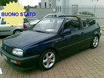 1994 Volkswagen Golf Cabriolet cat 75 CV Basic