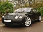 2005 Bentley Continental 6.0 GT (55 reg)