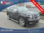 2015 Chevrolet Tahoe LTZ 4WD Used Cars In Raleigh NC 27612
