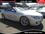 BMW Series I Convertible RWD For Sale CarGurus - Bmw 640i convertible 2014