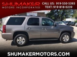 2013 Chevrolet Tahoe LT 4WD Used Cars In Clayton NC 27520