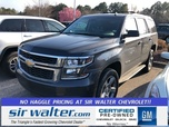 2015 Chevrolet Tahoe LT 4WD Used Cars In RALEIGH NC 27612
