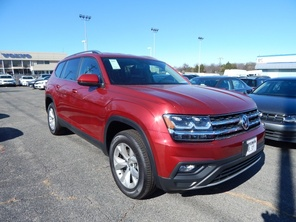 Volkswagen Atlas Price CarGurus - Vw atlas dealer invoice