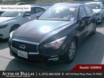 Infiniti Q50 2 0t Sport Rwd For Sale In Dallas Tx Cargurus