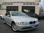 2001 BMW 5 Series 525i Sedan RWD For Sale - CarGurus