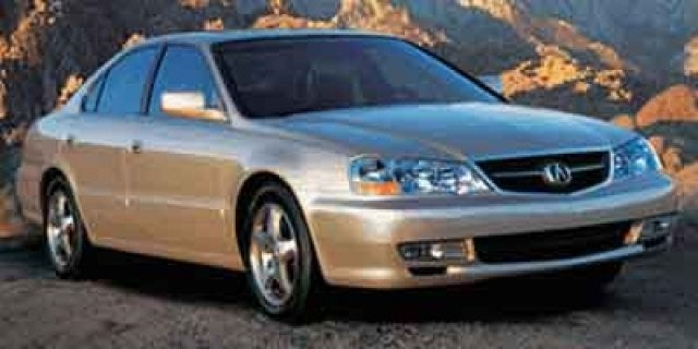 2002 Acura TL 3.2 FWD with Navigation