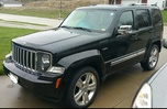 2011 Jeep Liberty Sport Jet 4WD Used Cars In Jefferson City, 65109