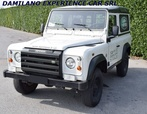 2006 Land Rover Defender 90 Td5 Station Wagon E