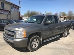 2009 Chevrolet Silverado 1500 Work Truck Extended Cab LB 4WD