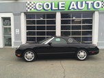 2002 Ford Thunderbird Deluxe Convertible RWD