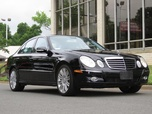 2009 mercedes benz e class for sale in charlotte nc for Mercedes benz for sale charlotte nc