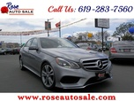 2014 Mercedes Benz E Class E 350 Sport Used Cars In San Diego, CA 92120