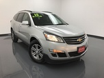 used 2015 chevrolet traverse 2lt awd for sale in des moines ia cargurus. Black Bedroom Furniture Sets. Home Design Ideas