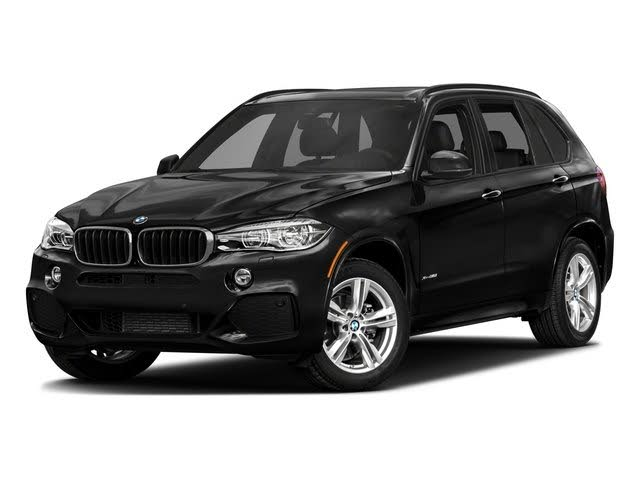2017 BMW X5 xDrive35i AWD