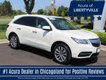2016 Acura Mdx For Sale In Aurora Il Cargurus