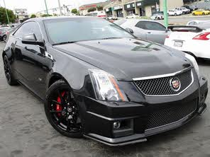 2014 Cadillac Cts V Coupe Price Cargurus