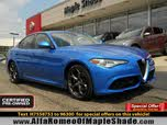 Alfa romeo giulia maple shade