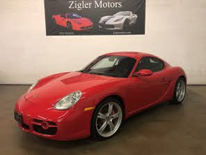 Used Porsche Cayman S For Sale in Tyler, TX , CarGurus