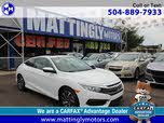 Used Honda Civic Coupe For Sale New Orleans >> Used 2017 Honda Civic Coupe For Sale in New Orleans, LA - CarGurus