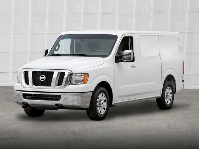 2013 Nissan NV Cargo 2500 HD SV with High Roof V8