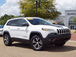 Exceptional 2017 Jeep Cherokee Trailhawk 4WD