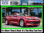 2017 Chevrolet Camaro 1LT Coupe RWD Used Cars In MOBILE, AL 36606