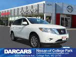 2015 Nissan Pathfinder S 4WD Used Cars In College Park, MD 20740
