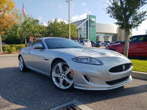 2014 Jaguar XK Series XKR Coupe