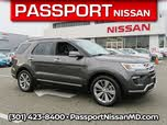 2018 Ford Explorer Limited AWD Used Cars In Marlow Heights, MD 20746