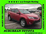 Captivating 2015 Toyota RAV4 Limited AWD Used Cars In Farmington Hills, MI 48335