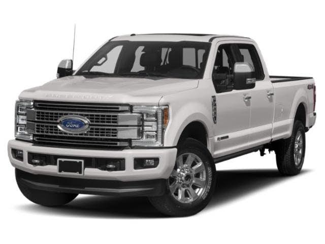 2019 Ford F-250 Super Duty Limited Crew Cab 4WD