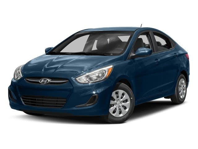 2016 Hyundai Accent SE Sedan FWD