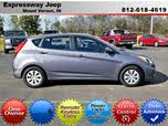2017 Hyundai Accent SE 4 Door Hatchback FWD Used Cars In Mount Vernon, IN  47620