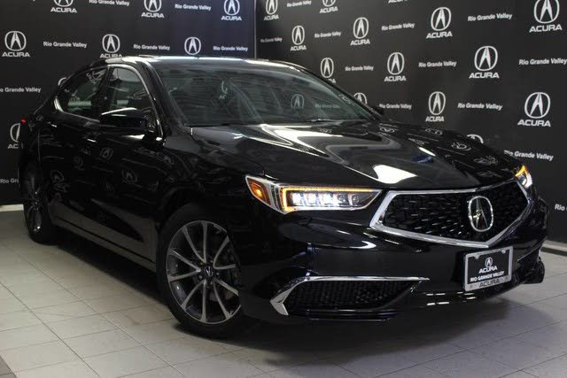 2019 Acura TLX V6 FWD