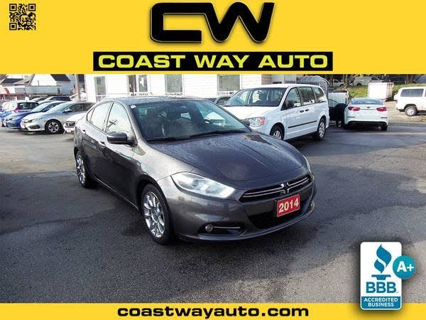 2014 Dodge Dart Limited FWD
