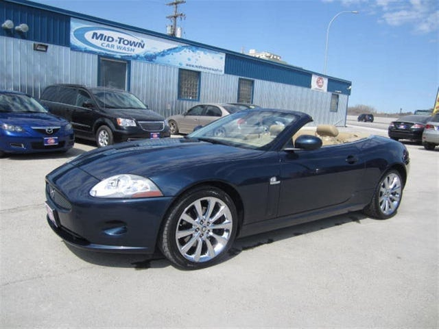 2008 Jaguar XK-Series XK Convertible RWD