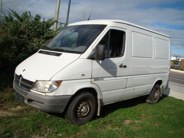 2006 Dodge Sprinter Cargo 2500 140 WB RWD