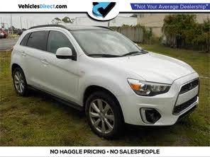 Used 2014 Mitsubishi Outlander Sport For Sale in Columbia