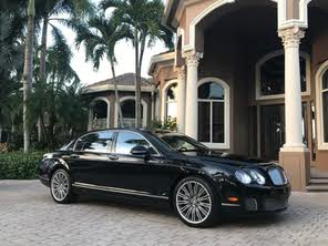 2013 Bentley Continental Flying Spur Price Cargurus