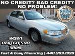Used Lincoln Town Car For Sale Cleveland Oh Cargurus