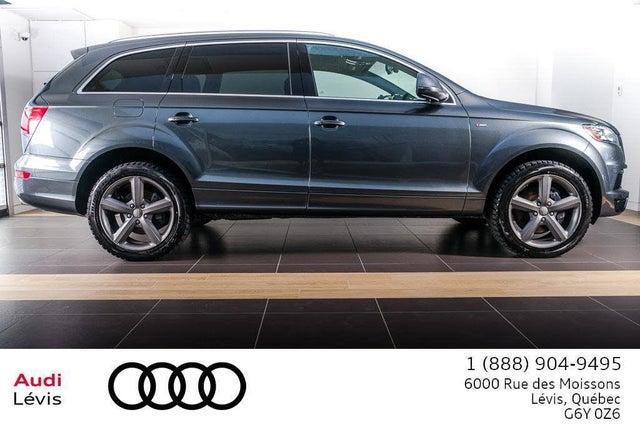 2015 Audi Q7 3.0T quattro Vorspring Edition AWD
