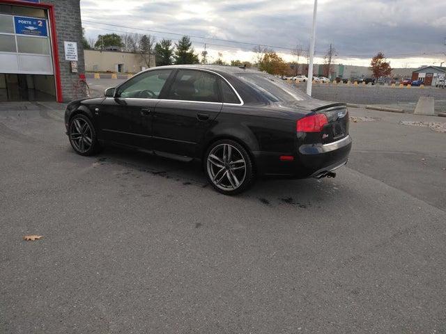 2008 Audi S4 quattro Sedan AWD