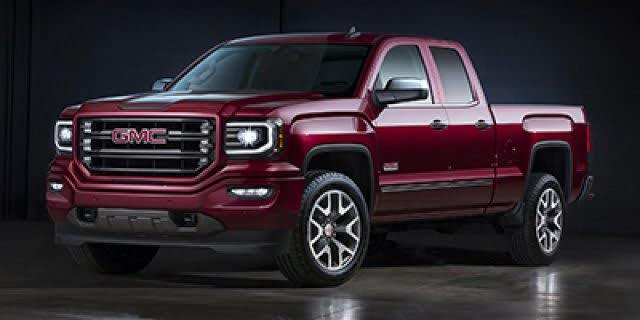 2017 GMC Sierra 1500 Base Double Cab 4WD