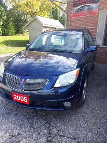 2005 Pontiac Vibe Base AWD