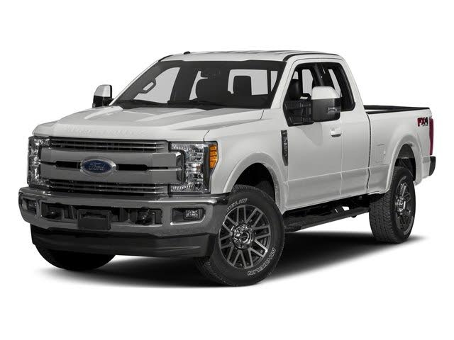 2017 Ford F-350 Super Duty Lariat SuperCab 4WD