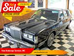 Used 1988 Lincoln Town Car Cartier For Sale Cargurus