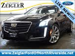 Used 2017 Cadillac Cts 3 6tt V Sport Rwd For Sale Cargurus