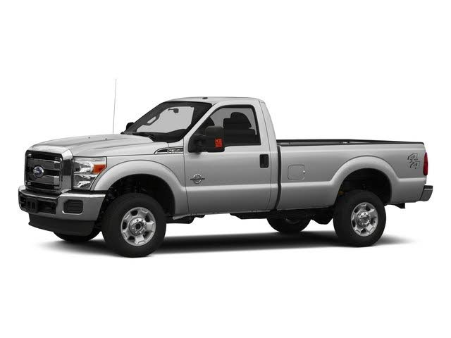 2015 Ford F-350 Super Duty XLT LB 4WD