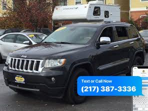 2011 Jeep Grand Cherokee For Sale >> Used 2011 Jeep Grand Cherokee Limited For Sale Cargurus